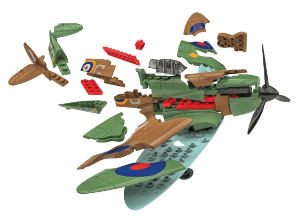 Airfix J6000 Quickbuild - Supermarine Spitfire