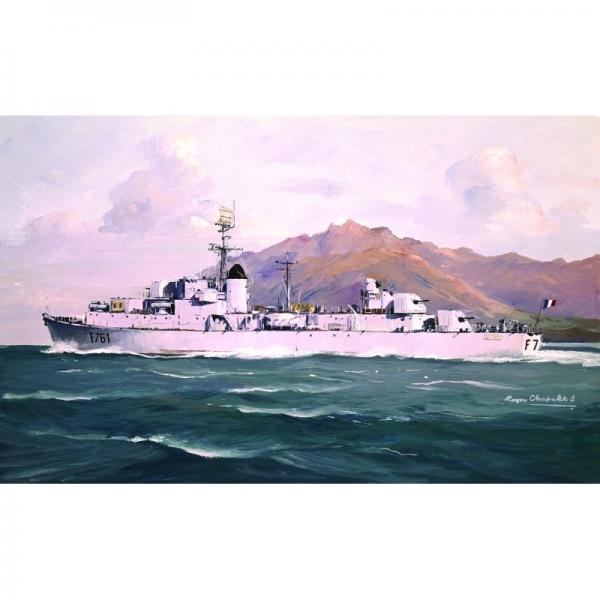 Heller 81093 4 modele fregat E50 1:400