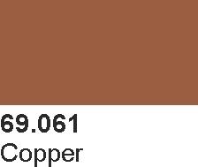 Vallejo 69061 Mecha Color 69061 Copper