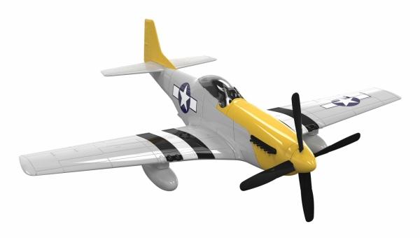 Airfix J6016 Quickbuild - Mustang P-51D