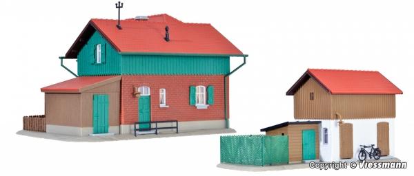 Kibri 39320 Dom dróżnika