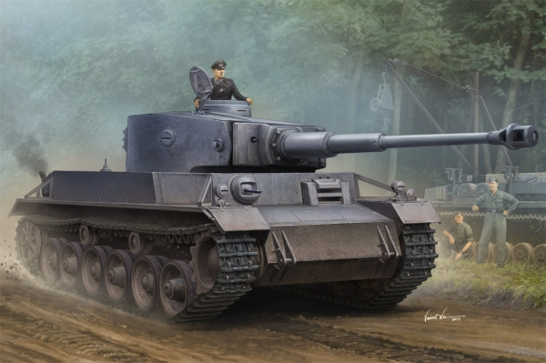 Hobby Boss 83891 Niemiecki czołg VK 30.01 (P) 1:35