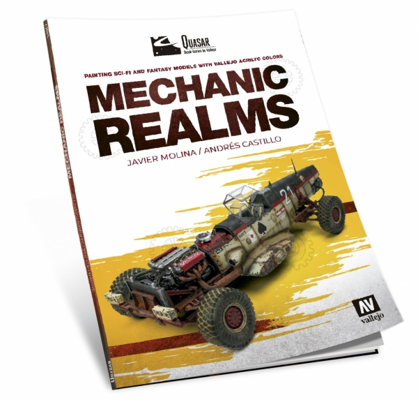 Vallejo 75018 Książka Mechanic Realms