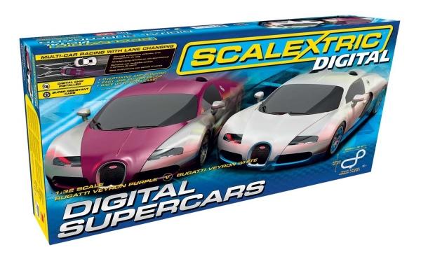 Scalextric C1322P Digital Supercars
