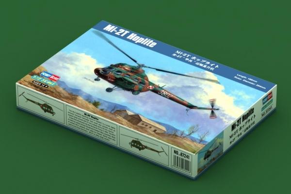 Hobby Boss 87241 Helikopter MI-2T Hoplite - 1:72