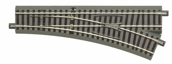 Roco 61141 Rozjazd prawy, r=502,7 mm, 22,5°