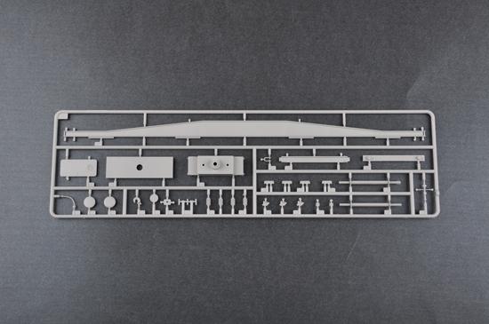 Trumpeter 00222 Radziecki wagon artyleryjski PL-37 - 1:35