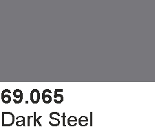 Vallejo 69065 Mecha Color 69065 Dark Steel