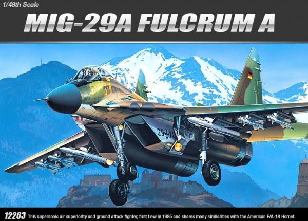Academy 12263 MIG-29A Fulcrum