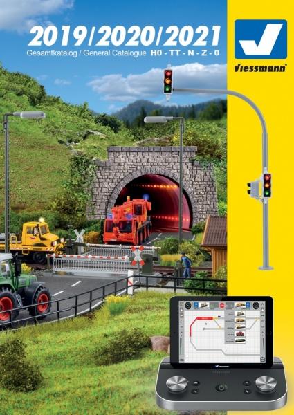 Viessmann 8999 Katalog Viessmann 2019/2020/2021