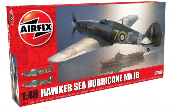 Hawker Sea Hurricane MK.IB 1:48