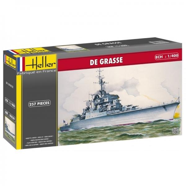 Heller 81039 Okręt De Grasse - 1:400