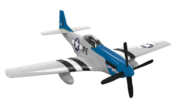 Airfix J6046 Quickbuild - D-Day Mustang