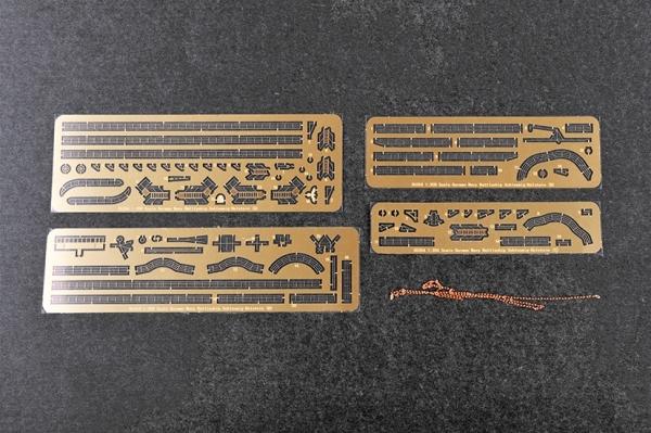 Trumpeter 05354 Pancernik Schleswig-Holstein 1935 - 1:350