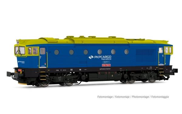 Rivarossi HR2864 Lokomotywa spalinowa serii 753.7, PKP Cargo International, Ep. V-VI