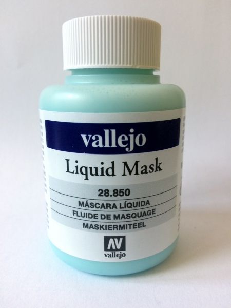 Vallejo 28850 Liquid Mask 85 ml