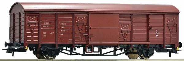 Wagon towarowy kryty Gbs-x PKP