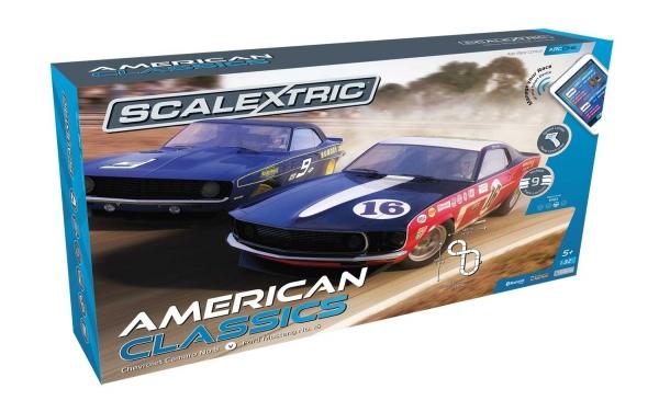 Scalextric C1362P American Classics