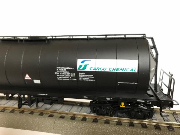Rivarossi HR6460P Wagon cysterna Zaes 33 51 788 0 848-1 PKP, GATX, FS, Ep. VI