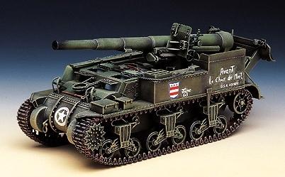 M12 GMC 155mm, 1:35