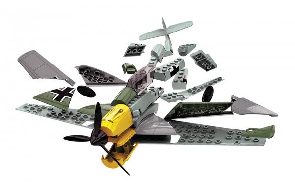 Airfix J6001 Quickbuild - Messerschmitt 109