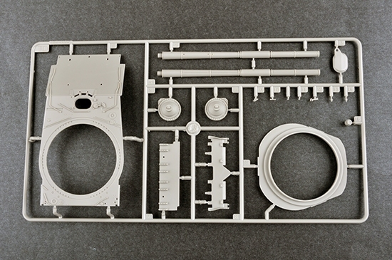 Trumpeter 09581 Czołg T-80UD - 1:35