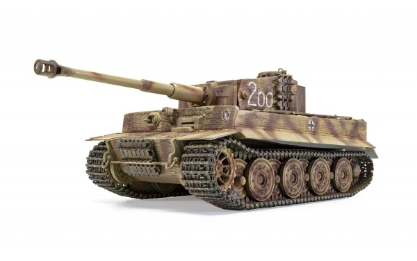 Airfix A1364 Tiger-1 Late Version - 1:35