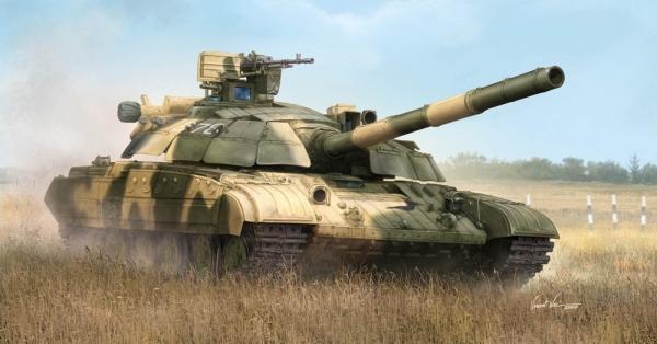 Trumpeter 09592 Czołg T-64BM Bulat - 1:35