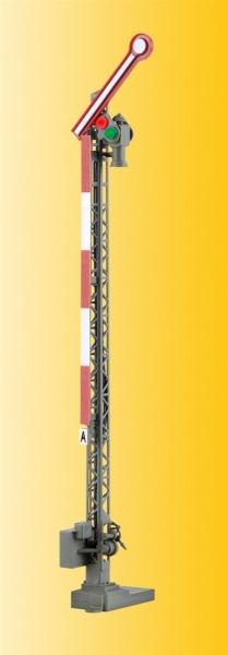 Viessmann 4700 Semafor jednoramienny Hp0/Hp1, Digital / Analog, H0
