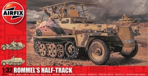 Airfix A06360 Rommels Half Track 1:32