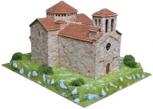 Aedes Ars 1101 Kościół de Sant Jaume de Frontanya 1:80