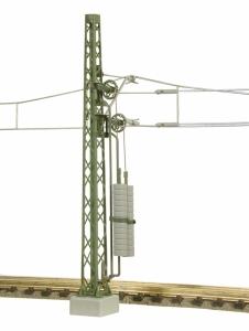 Viessmann 4364 N Sieć trakcyjna - Maszt z naciągiem