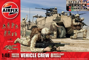 Airfix A03702 British Forces Vehicle Crew 1:48