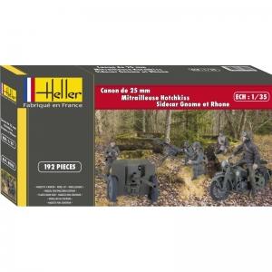 Heller 81102 Diorama - Saumur - 1:35