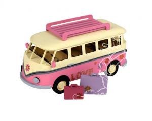 Artesania Latina 30523 Junior Collection - Volkswagen Bus wakacyjny