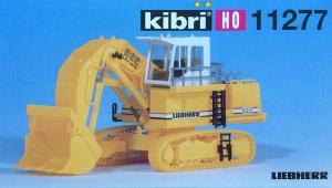 Kibri 11277 Koparka Liebherr 992 Litronic