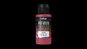 Vallejo 62044 Premium Color 62044 Metallic Red