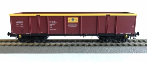 Rivarossi HRS6444 Wagon węglarka UIC, seria Eaos 33 51 533 0 805-1 PL-RAILP, Rail Polska Sp. z o.o., Ep. VIa