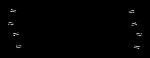 Hornby R615 Krzyżówka prawa 168x181 mm, 22,5st.