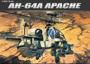 Academy 12262 AH-64A Apache 1:48