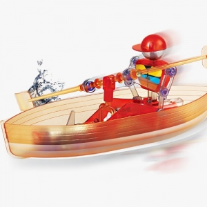 Academy 18156 Education Kit - Kayak Robot