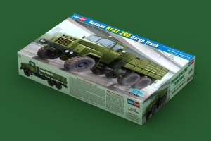Hobby Boss 85510 Samochód ciężarowy KrAZ-260 - 1:35