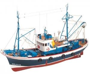Artesania Latina 20506 Marina II - kuter rybacki