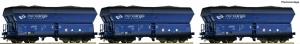 Roco 76130 Wagony samowyładowcze Falns PKP Cargo, Ep. VI