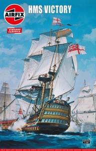 Airfix A09252V HMS Victory - 1:180