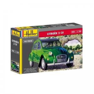 Heller 80765 Citroen 2 CV - 1:24
