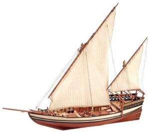 Artesania Latina 22165 Sultan - arabski dhow
