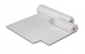 Heki 3109 Bandaż gipsowy do modelowania 150x10 cm, 2 szt.