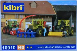 Kibri 10910 H0 Osprzęt rolniczy do traktorów