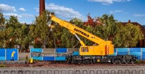 Kibri 16000 Dźwig kolejowy Gottwald GS 100.06 T